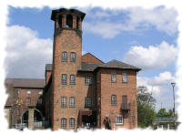 The Silk Mill Museum.